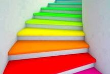 BEAUTIFUL STAIRS / Beautiful and inspiring stairs, selected by Mie-Lan Kok Estate Agency.