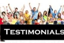 CUSTOMER TESTIMONIALS / Testimonials of Mie-Lan Kok Estate Agency