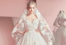 GOING TO THE CHAPEL / WEDDING DRESSES BRIDES MAIDS JEWELS