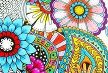 Zentagles and doodles