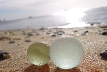 /seaglass / by Jezzie P.