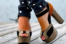 En las alturas / Zapatos de ensueños