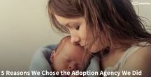 Adoption Guides / Adoption guides for unplanned pregnancy, how to adopt a child, international adoption, adoption reunion, adoption agencies, adoption process, and more.