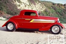 Cod's Cars / Hot rods and muscle cars / by Paul fisher