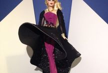 LAURENE, My Countess Doll creation / Evening gown (exchangeable), hair, make up, jewels, all made by me