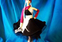 Poison Evening:::: dress / Dress for Fashion Royalty and Barbie Silkstone