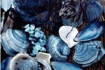 Blue mood! / Couleur de la communication, des secrets les plus profonds, apporte détente, apaisement et réconfort émotif!