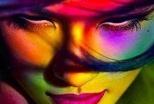 Somewhere over my Rainbow / Voir un arc-en-ciel est un signe magnifique de la vie qui vous chuchote à l'oreille lorsque vous levez le nez au ciel que les tracas et les mauvais jours sont maintenant derrière vous pour un certain temps!... Détendez-vous, faites-vous plaisir vous le méritez et savourez le moment!