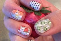Jamberry Nails / I am super excited to mix and match jams and lacquers!