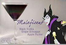 DRINKS FOR BIG KIDS / Cocktails