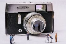 Photography - Little People - Miniatures / Miniatures in the big, big world.  Photographs .