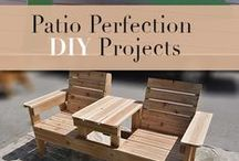 DIY / #Getinspired with these great #DIY projects for your home!