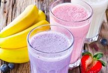 Smoothie Recipes ! / Best smoothie recipes, healthy smoothies, yummy smoothies ...