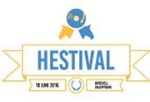 Hestival 2016 / Hestival bringer sammen galopp og elektronisk musikk til en fest verden ikke har sett maken til!  Billetter i salg nå på https://www.billettservice.no/event/484719