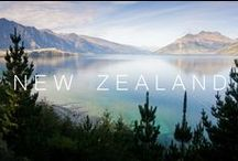 Travel Blogs / A board created by luggage.co.nz showcasing beautiful destinations and fun facts!