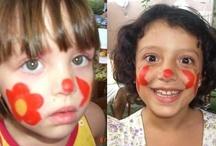 Netas, tesouros meus! / Ana Letícia Lima Conrado e Fernanda Lima Chornobai. Por enquanto são duas, mas espero ver a casa cheia de netos... eu ajudo na bagunça!
