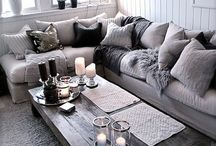 Living Space Decor & Storage  / Making spaces liveable and simply organized