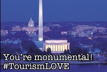 #TourismLOVE / Showing our passion for places and the tourism industry.
