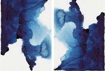 Blue Violet & Indigo / by Jenna Decker