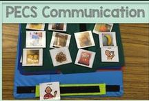 PECS Communication / Picture Exchange Communication System for Students with special needs, autism or speech and language disorders