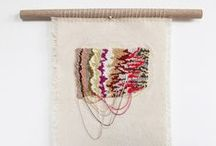 Fibers Textiles & Embroidery / Weaving, Embroidery, and all things Fiber Arts