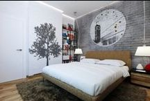 Small bedrooms with beautiful design / by Dora Tiflou