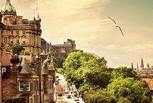Scotland, Ireland and London