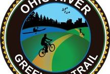 Ohio River Greenway Trail / Biking, Hiking, Running, Walking