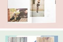 layout + editorial