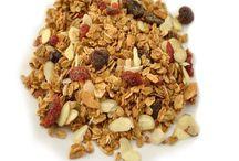 Granen en zaden / Makkelijke en smakelijke recepten met granen, zaden, noten en zo.