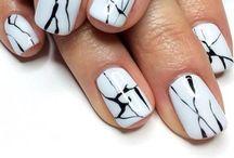 hair style and nail design ideas