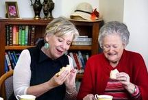 """Maggie Beer Foundation /  """"Creating an Appetite for Life Program"""" www.maggiebeerfoundation.org.au"""