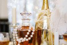 Inspirasjonsbilder Hollywood /Glam/ Gatsby / Arrangøren kan hjelpe med ulike typer dekoroppdrag.
