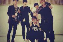 B.A.P (Best Apsolute Perfect) / Youngjae / Daehyun / Zelo / Himchan / Yongguk / Jongup