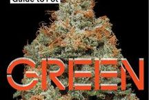 Marijuana Books / Books about marijuana.