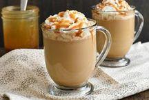 Snack / coffee / chocolate drinks.