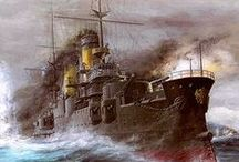 ironclads & steam warships