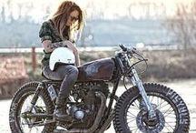 M O T O R C Y C L E S / #motorcycles #my #favorite #love #harleydavidson #badass #females #women #on #motorcycles #love