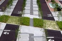 Parking / netradiční řešení parkovaní