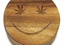 Marijuana Accessories / Items with a weed theme.