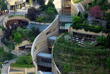 outdoor spaces / by graham laird gardner