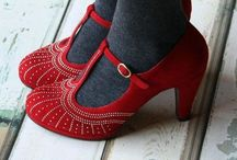 Shoes / by Kristy Miller