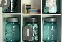 "Organize / Organization Ideas to Help Me Become a ""Real Adult"""
