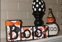 Halloween crafts / by Gale Whitaker