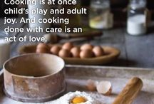 i love to cook! / real good food / by rayandsuzanne mcculloch