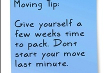 Moving Tips / Budget Van Lines reviews all their moving tips and brings them directly to you! Here are some helpful moving tips when you are moving to a new home.