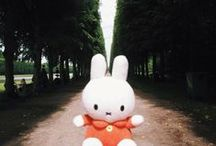 Miffy Inspirations / Images of Miffy around the world!