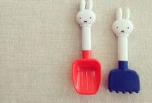 Miffy Products / Official products of old and new