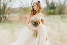 wedding inspiration / Beautiful wedding inspiration for your day