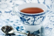tea and coffee / mon matin est dans une tasse / by Malarie Howard
